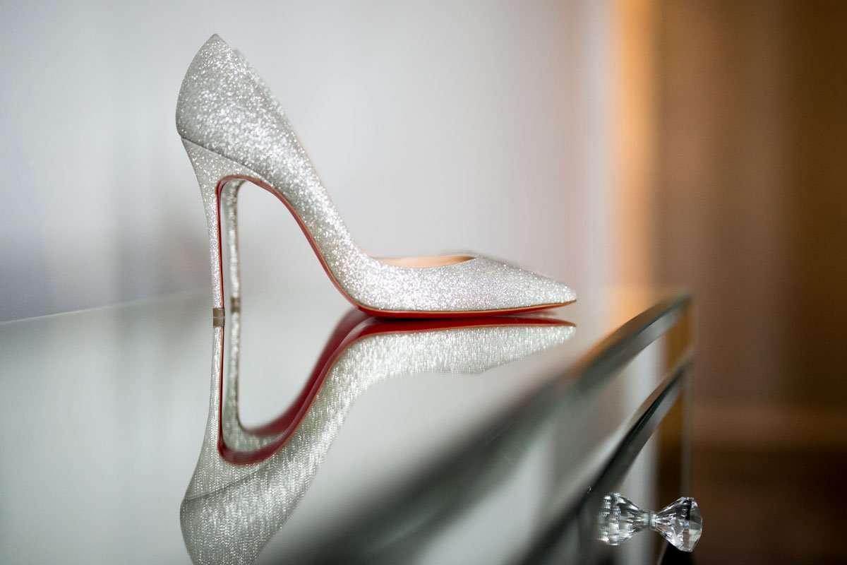 wedding shoes louboutins